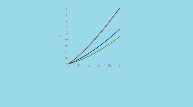A continuous differential equation with no solution