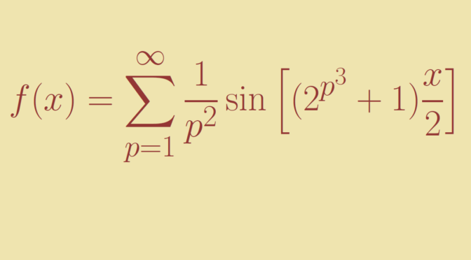 A continuous function with divergent Fourier series