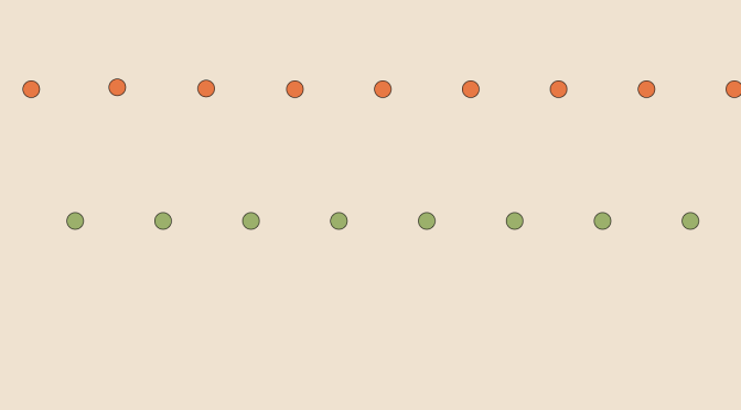 Counterexamples on real sequences (part 1)
