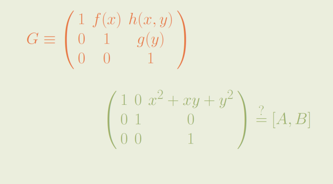 The set of all commutators in a group need not be a subgroup